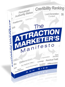 The Marketer's Manifesto